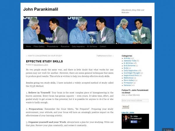 https://johnparankimalil.wordpress.com/2014/12/09/effective-study-skills/