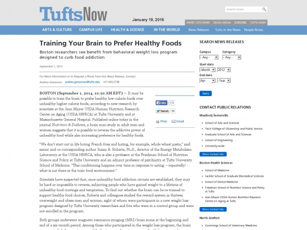 http://now.tufts.edu/news-releases/training-your-brain-prefer-healthy-foods